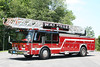 Walpole Mass Ladder 1 - 1989 E-One Hurricane 110' Aerial ** Refirbed 2005, Unk Vendor.