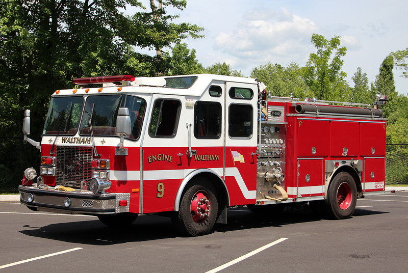 Waltham Former Engine 9