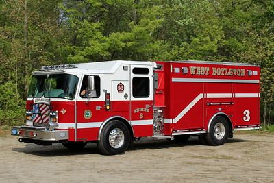 West Boylston Engine 3