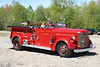 West Boylston Mass Former Engine 2 - 1946 American LaFrance