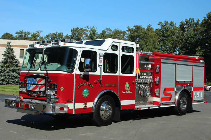 West Bridgewater Mass Engine 2 - 2013 E-One Typhoon 1500/780