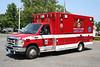 West Springfield Mass Medic 1 - 2010 Ford E-450 / Osage <br /> Nice Baltimore City Eagle Graphic!