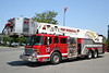West Springfield Mass Ladder 1 - 2007 American LaFrance 2000/300/95' Aerial