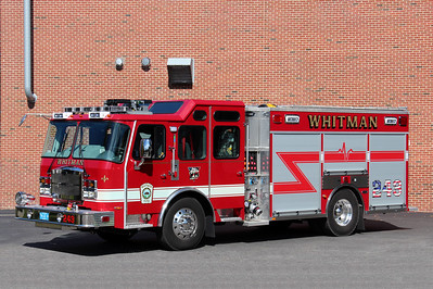 Whitman Engine 243