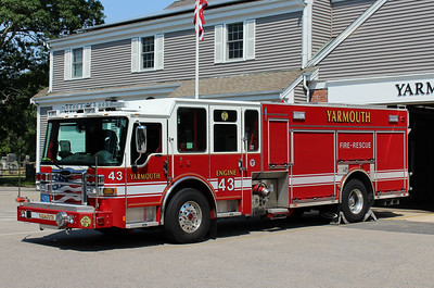 Yarmouth Engine 43