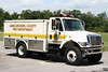 Anne Arundel County Maryland Air Wagon 1 - 2005 International / E-One.<br /> ** Body Remounted from older Rig.