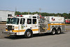 Anne Arundel County Maryland - Jessup Engine 291 - 2005 E-One 1250/2000