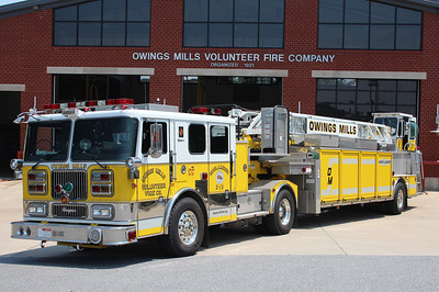 Owings Mills Hook & Ladder 313
