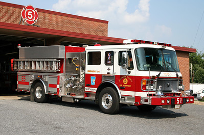 Baltimore County Engine 5