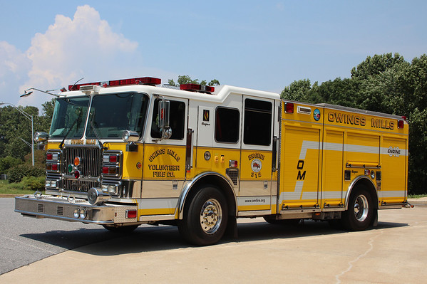 Owings Mills Engine 312