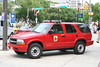 Baltimore City Marylanf EMS 1 - 19-- Chevy Blazer