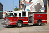 Baltimore City Maryland Engine 23 - 2005 Pierce Enforcer 1500/500/10F