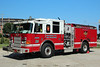 Baltimore Maryland Squad 26 - 2006 Pierce Enforcer 1500/500.<br /> <br /> ** Former apparatus of Squad 11 which was disbanded by the city to save a few bucks and jeopardize safety.