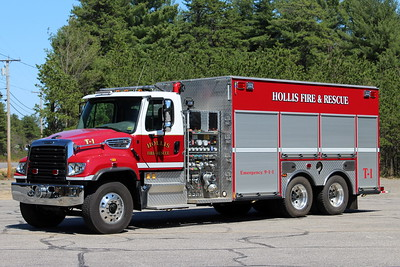 Hollis Fire Department