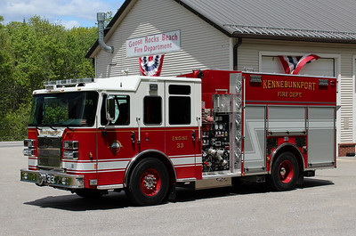 Kennebunkport Engine 33