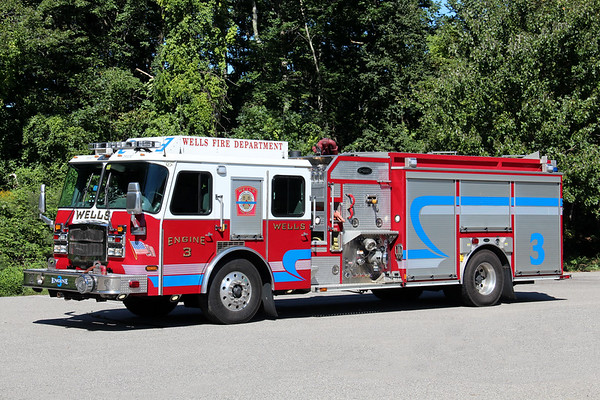 Wells Maine Engine 3 - 2006 E-One Typhoon 1500/1250