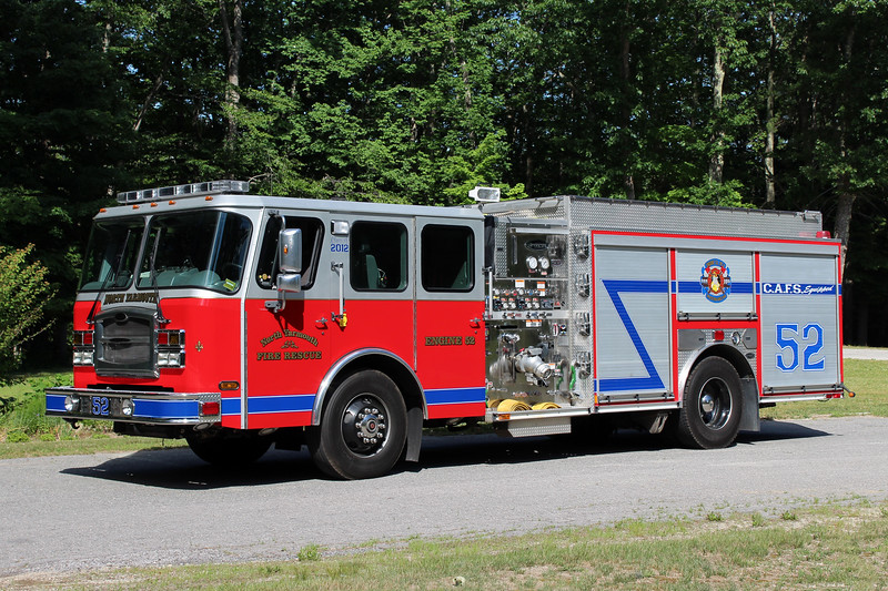 North Yarmouth Engine 52