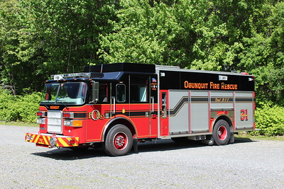 Ogunquit Maine Engine 31 - 2005 Pierce Enforcer 1250/750