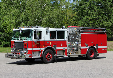 Old Orchard Beach Engine 73
