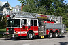 Chester New Hampshire Engine 1 - 2010 HME / Ahrens Fox 1750/600/75' Aerial.