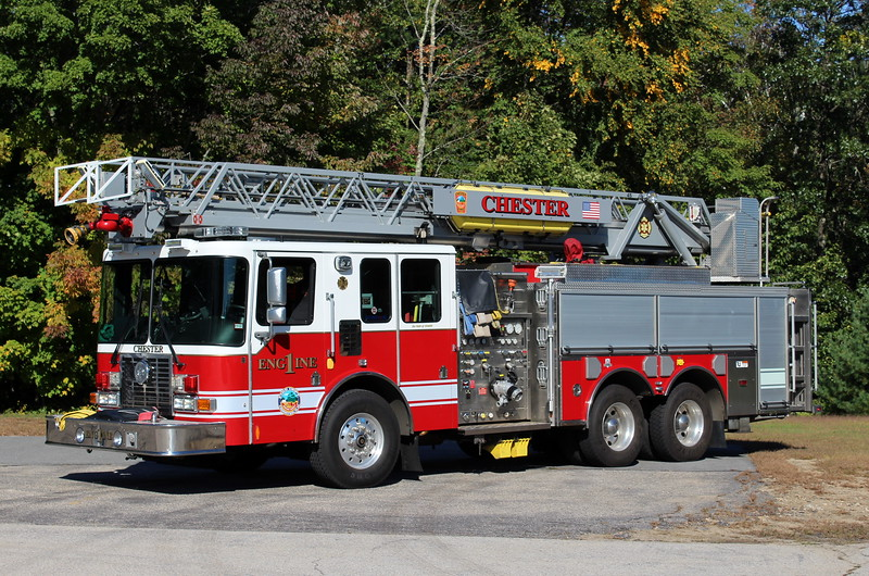 Chester Engine 1