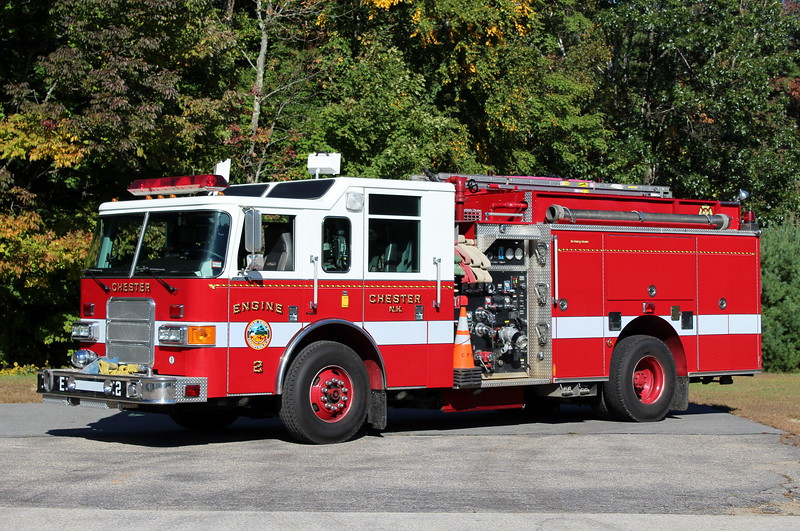 Chester Engine 2