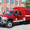 Chesterfield NH Rescue 1 - 2009 Dodge Ram 5500<br /> <br /> ** Box from old Rescue remounted. Unk who did the work.