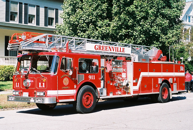 Greenville Ladder 1