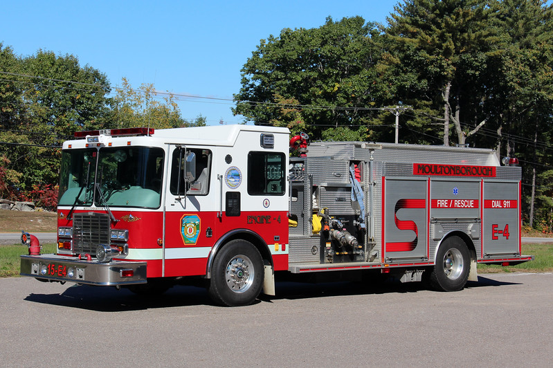 Moultonborough Engine 4