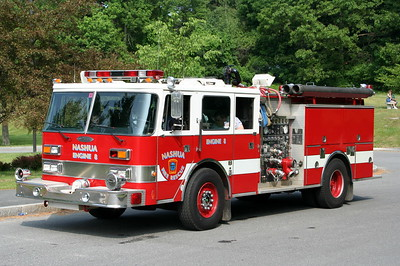 Former Nashua Engine 8