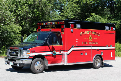 Brentwood ambulance 1