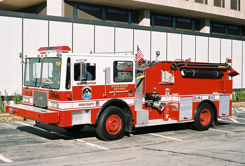 New Boston Former Engine 5
