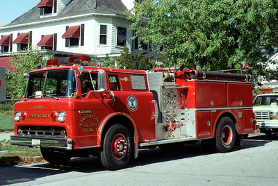 Londonderry Former Engine 1