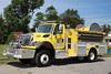 North Hoosick New York Engine 235 - 2010 IHC 7400 4x4 / Toyne 1250/1000 with 2500 foot reel of 5 Inch Supply Line.