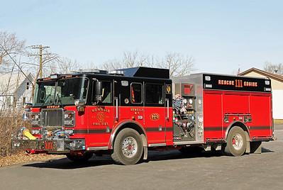 Howells Rescue Engine 111