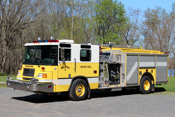 Rocky Hill Engine 2