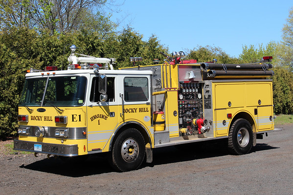 Rocky Hill Engine 1