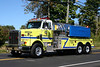 Barkhempsted CT - Riverton VFD Tanker 34 2002 Peterbilt / US Tanker 500/2500