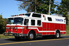 Thomaston CT Rescue 4 - 1991 E-One Protector Heavy Rescue