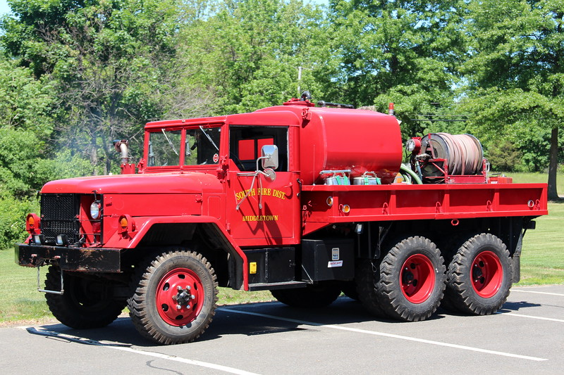 South Fire District Brush 36