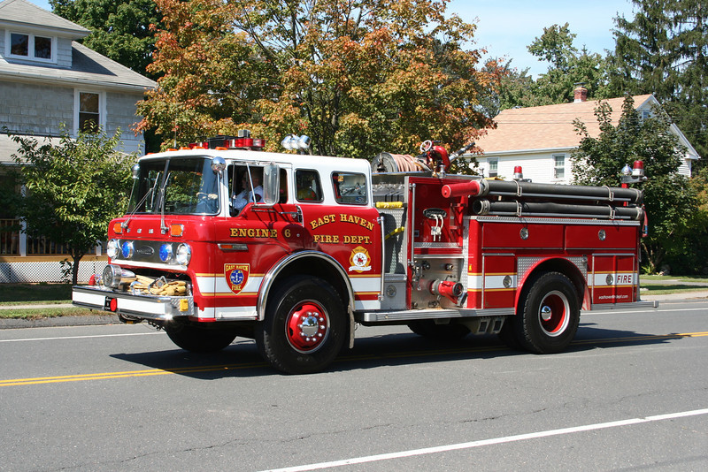 East Haven CT Engine 6 – 1981 Ford C / E-One 1000/500