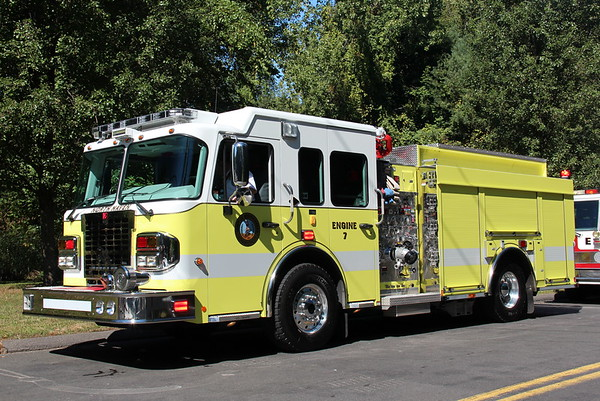 North Haven Engine 7