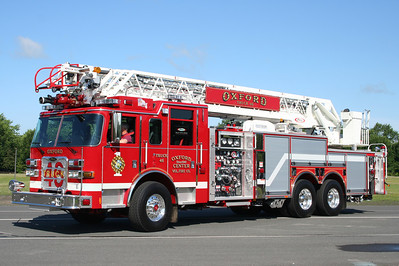 Oxford Fire Depts