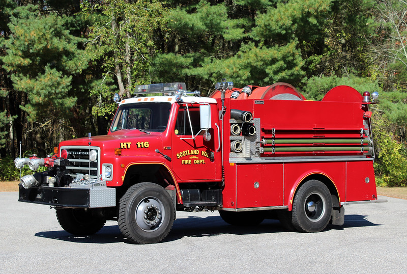 Scotland Hose Tender 116