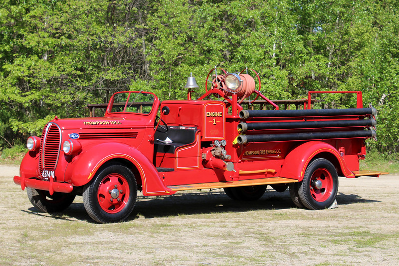 Thompson Hill Engine 1 (Parade Piece)