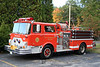 Burlington NJ - Niagara Fire Co Former Engine 62 - 1973 Mack-CF 1000/500<br /> <br /> ** Now Privately owned & Stored in Fitzwilliam NH.