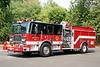 Bensalem PA Newport Fire Co Engine 44 - 2007 Seagrave