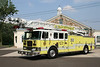 Bucks County PA - Falls Twp Ladder 30 - 1999 Seagrave 100' Aerial.