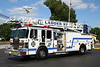 Bucks County PA - Bensalem Twp - Union Fire Co Ladder 37 - 1989 Spartan / LTI 1500/0/75' Aerial