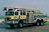 Philadelphia PA Engine 78 - 1998 KME 1500/1000/200F/55' Aerial & 500 Lbs Purple K.